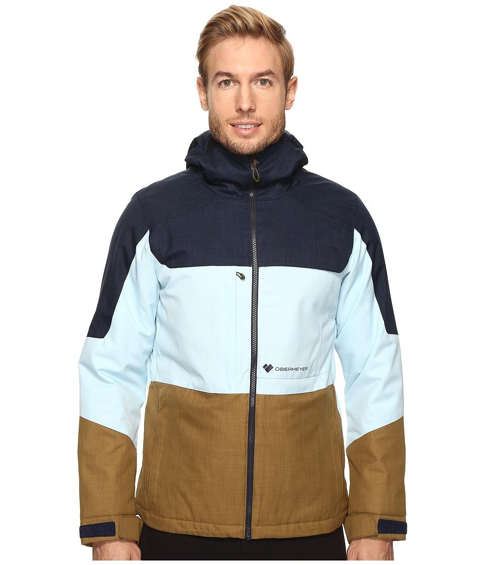 Obermeyer - Wasatch Jacket (Ice Cap) Men's Coat