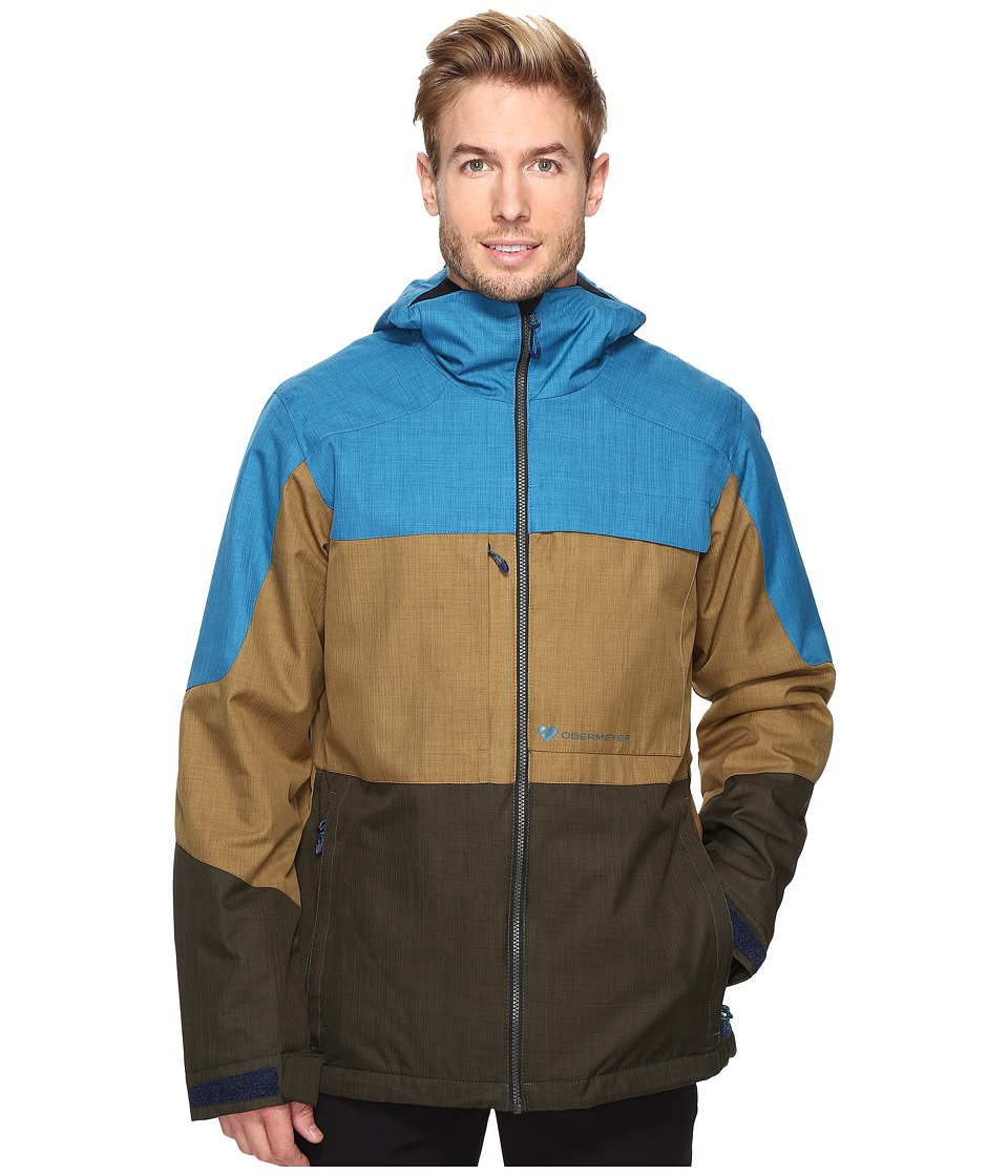 Obermeyer - Wasatch Jacket (Open Range) Men's Coat