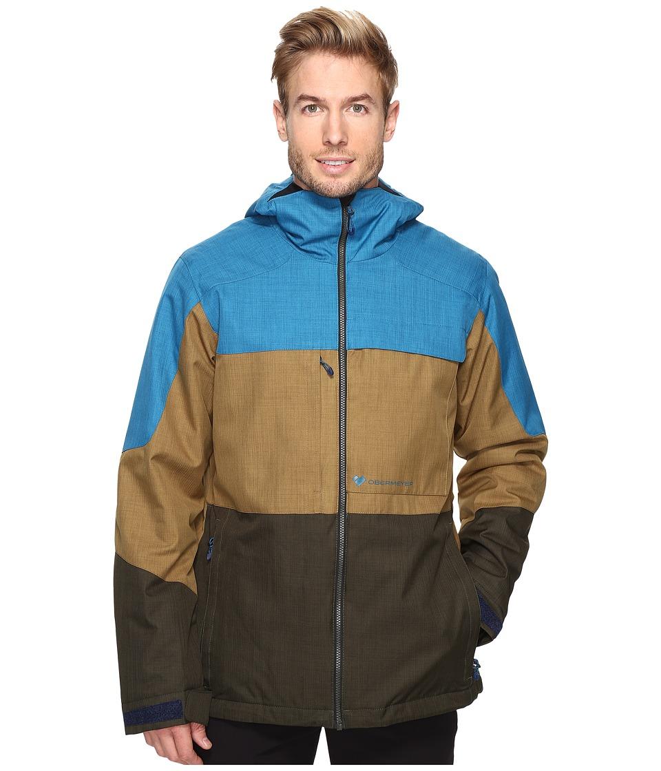 Obermeyer - Wasatch Jacket (Open Range) Men's Coat