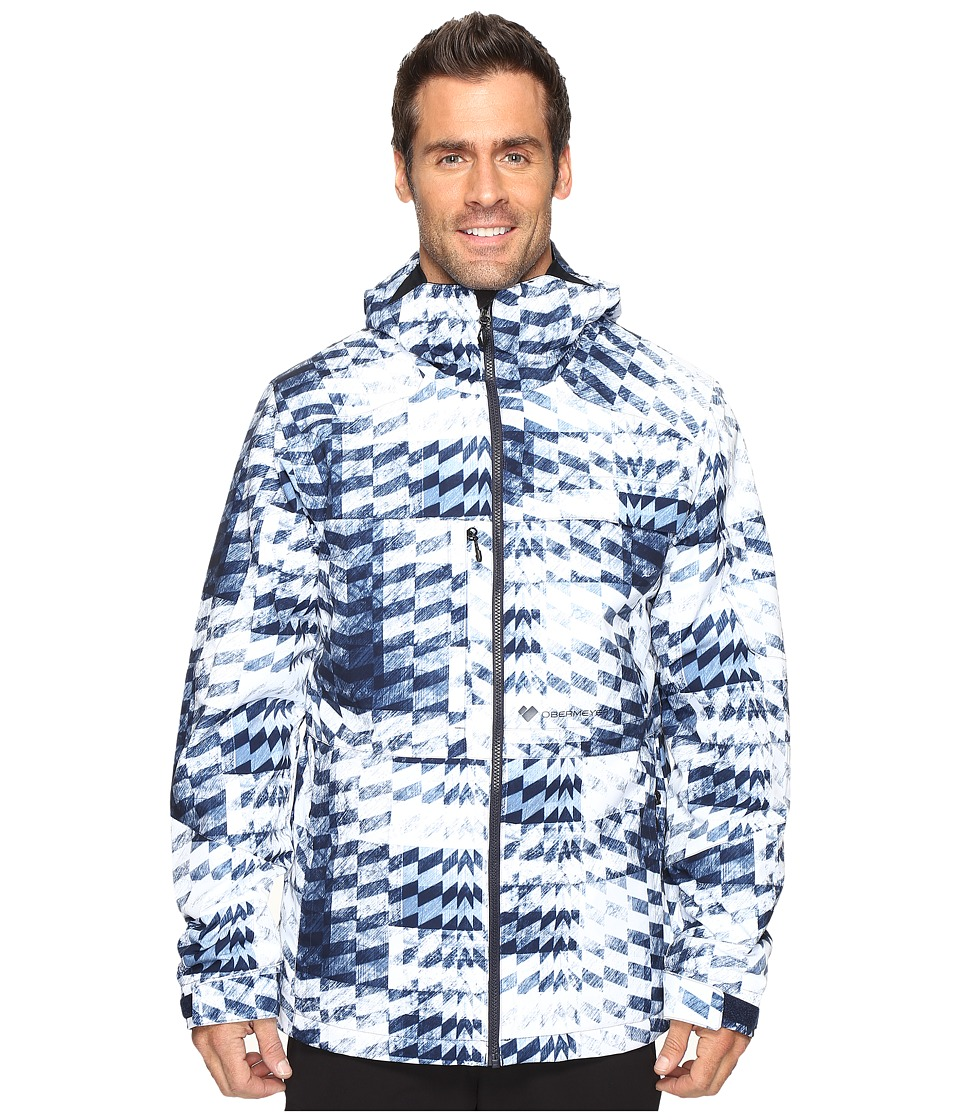 Obermeyer - Wasatch Jacket (Coat of Arms) Men's Coat