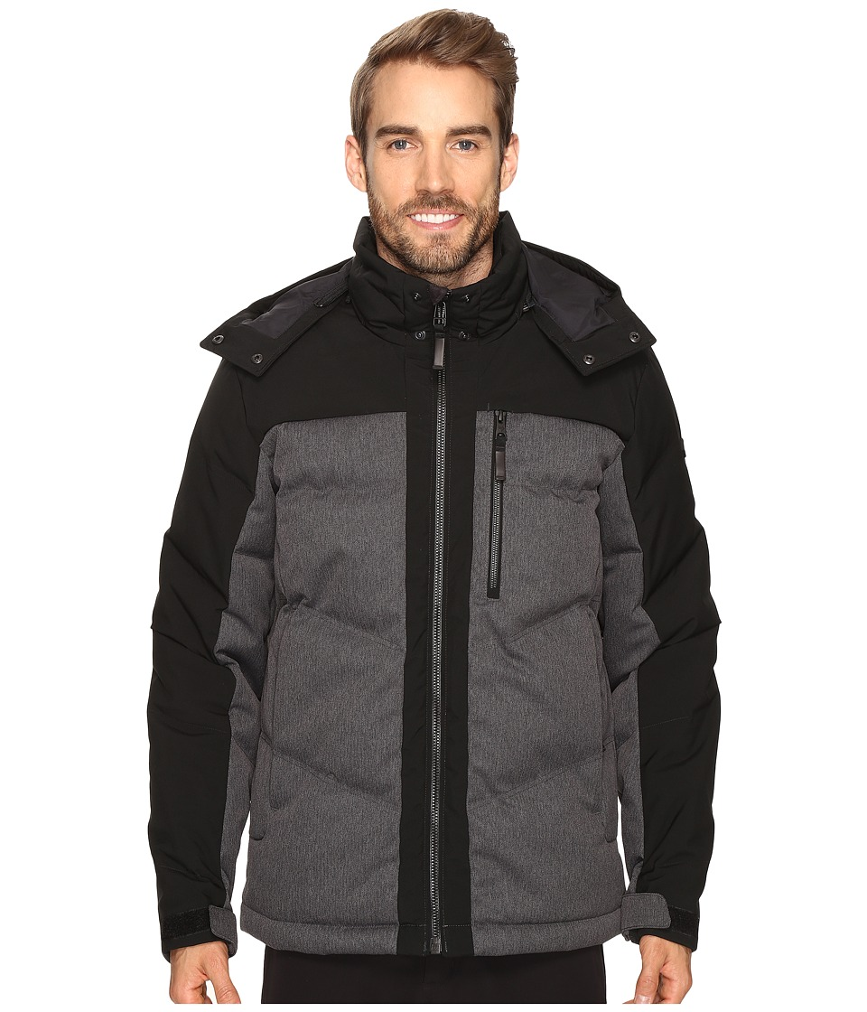 Obermeyer - Gamma Down Jacket (Herringbone) Men's Coat