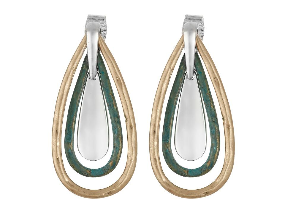 Robert Lee Morris - Patina Orbital Earrings (Patina) Earring
