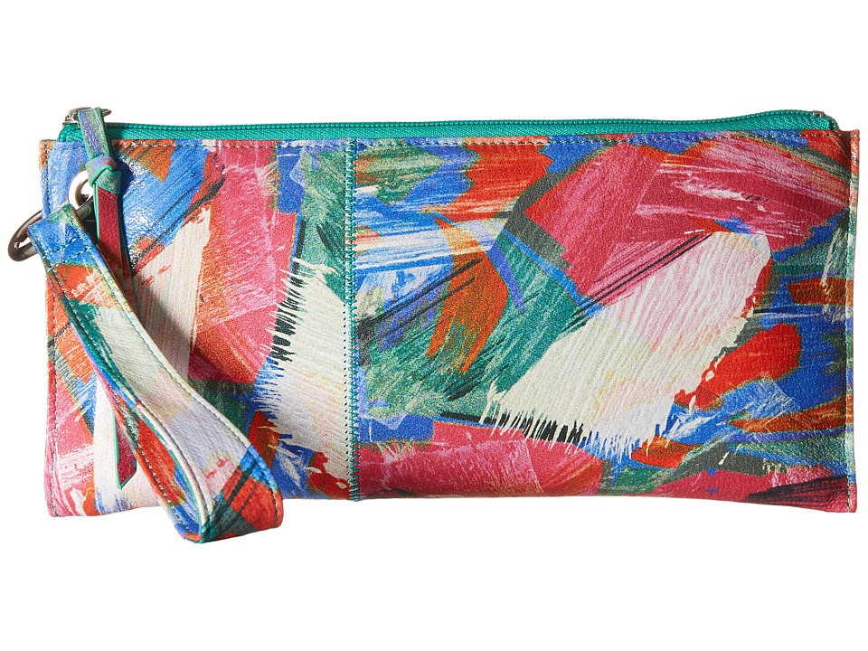 Hobo - Vida (Artist Brush) Clutch Handbags