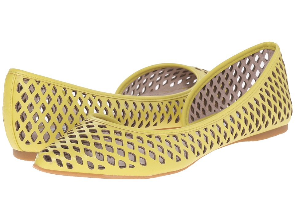 Steve Madden - Elaine (Yellow) Women's Slip on Shoes