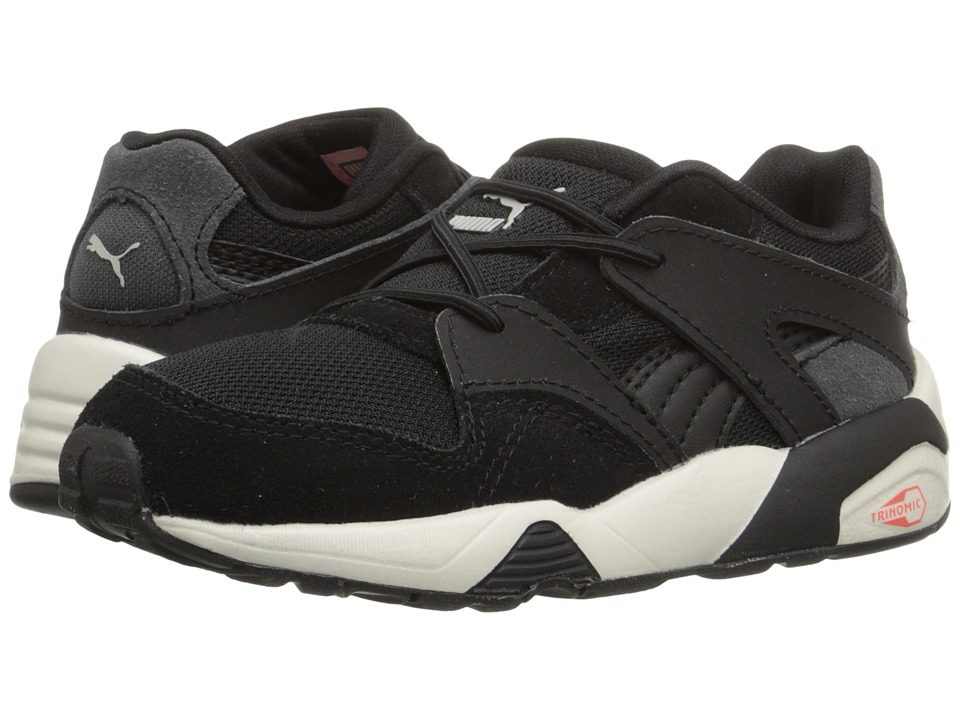 Puma Kids - Blaze Inf (Toddler) (Puma Black/Asphalt) Boys Shoes