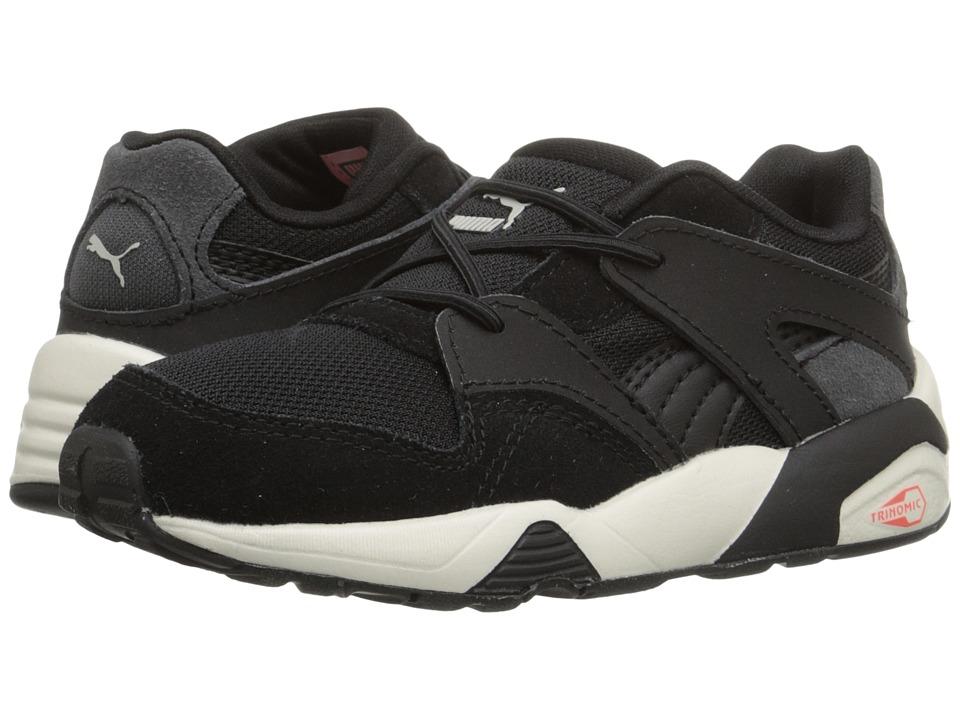 Puma Kids Blaze Inf (Toddler) (Puma Black/Asphalt) Boys Shoes