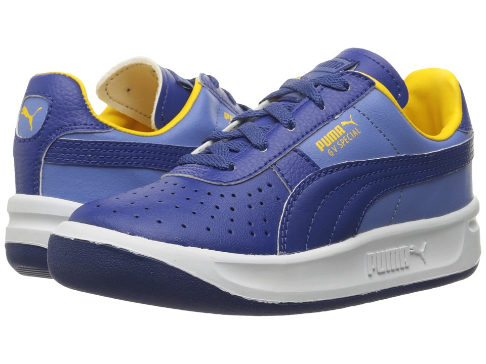 Puma Kids - GV Special PS (Little Kid/Big Kid) (Mazarine Blue/Blue Yonder) Boys Shoes