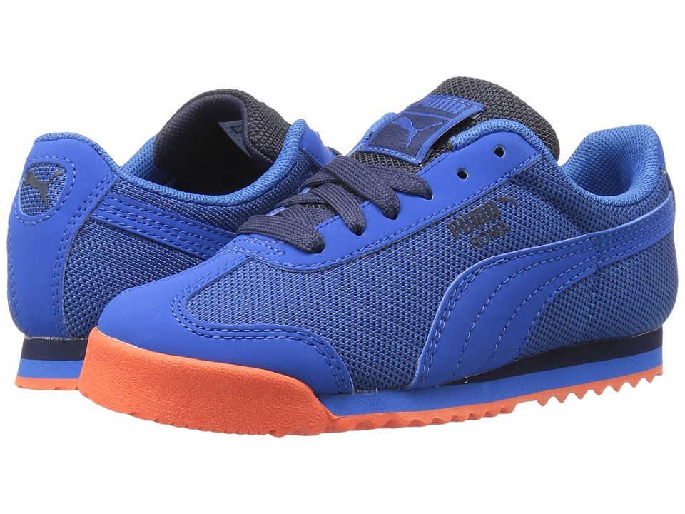 Puma Kids - Roma HM PS (Little Kid/Big Kid) (Puma Royal/Puma Royal) Boys Shoes
