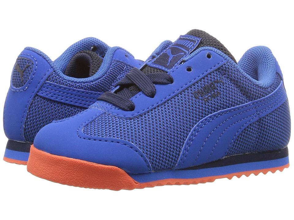 Puma Kids Roma HM Inf (Toddler) (Puma Royal/Puma Royal) Boys Shoes
