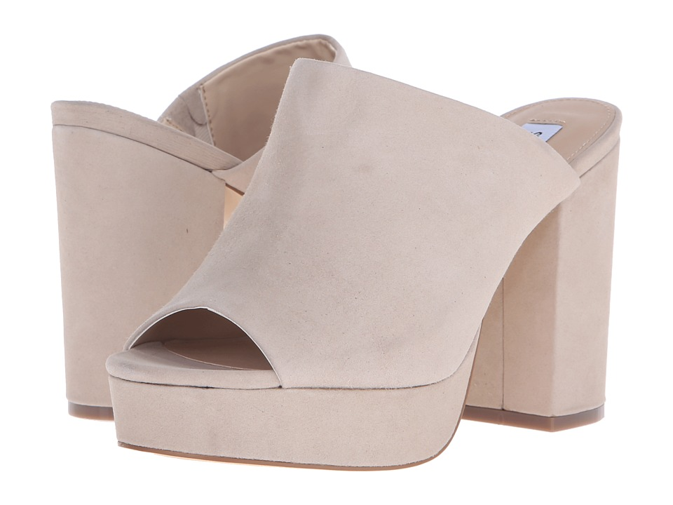 Steve Madden - Stonnes (Bone Suede) Women's Shoes