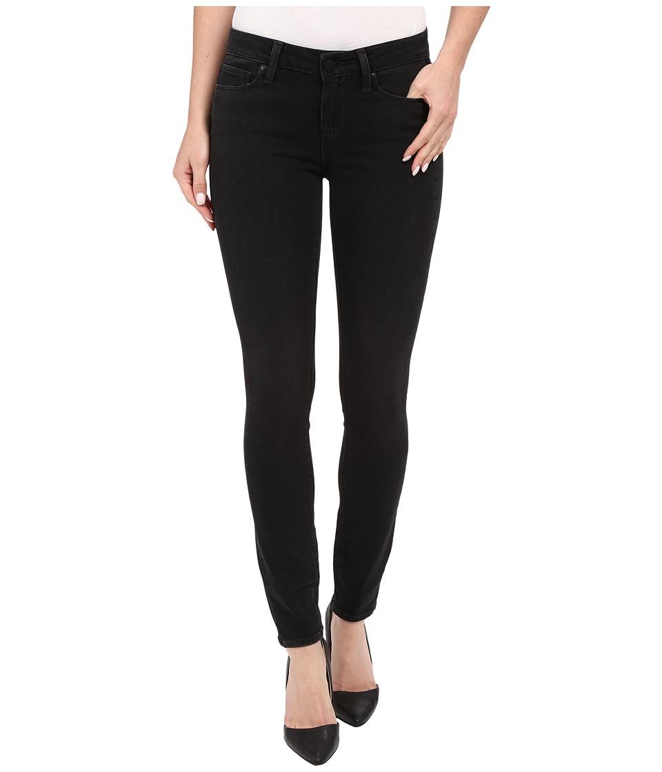 Paige - Verdugo Ankle in Black Fog (Black Fog) Women's Jeans