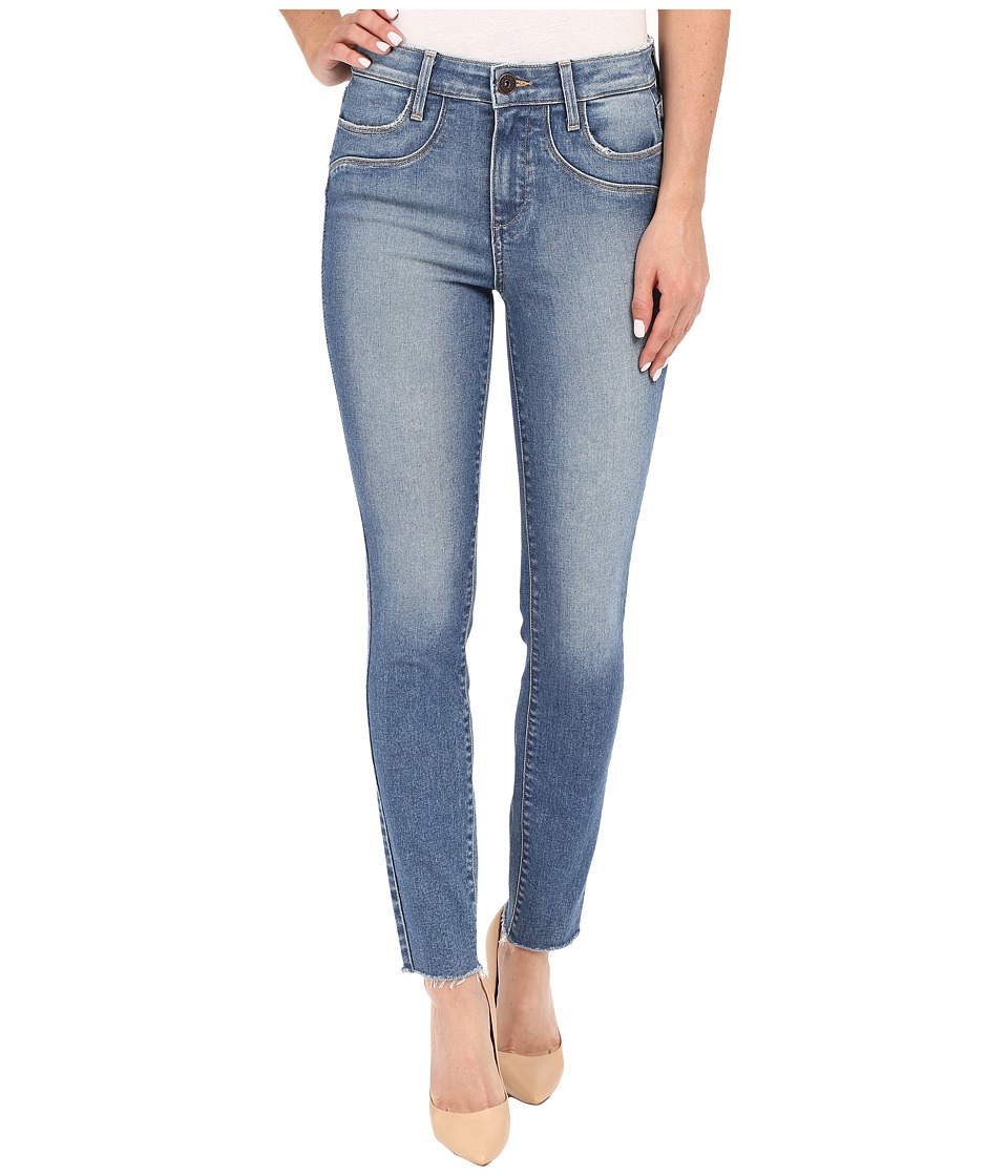 Paige - Hoxton Ankle with Vintage Seams and Raw Edge in Tenley (Tenley) Women's Jeans