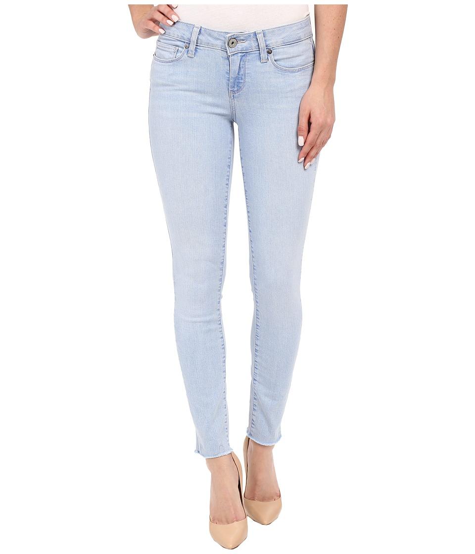 Paige - Verdugo Ankle w/ Raw hem in Noelly (Noelly) Women's Jeans