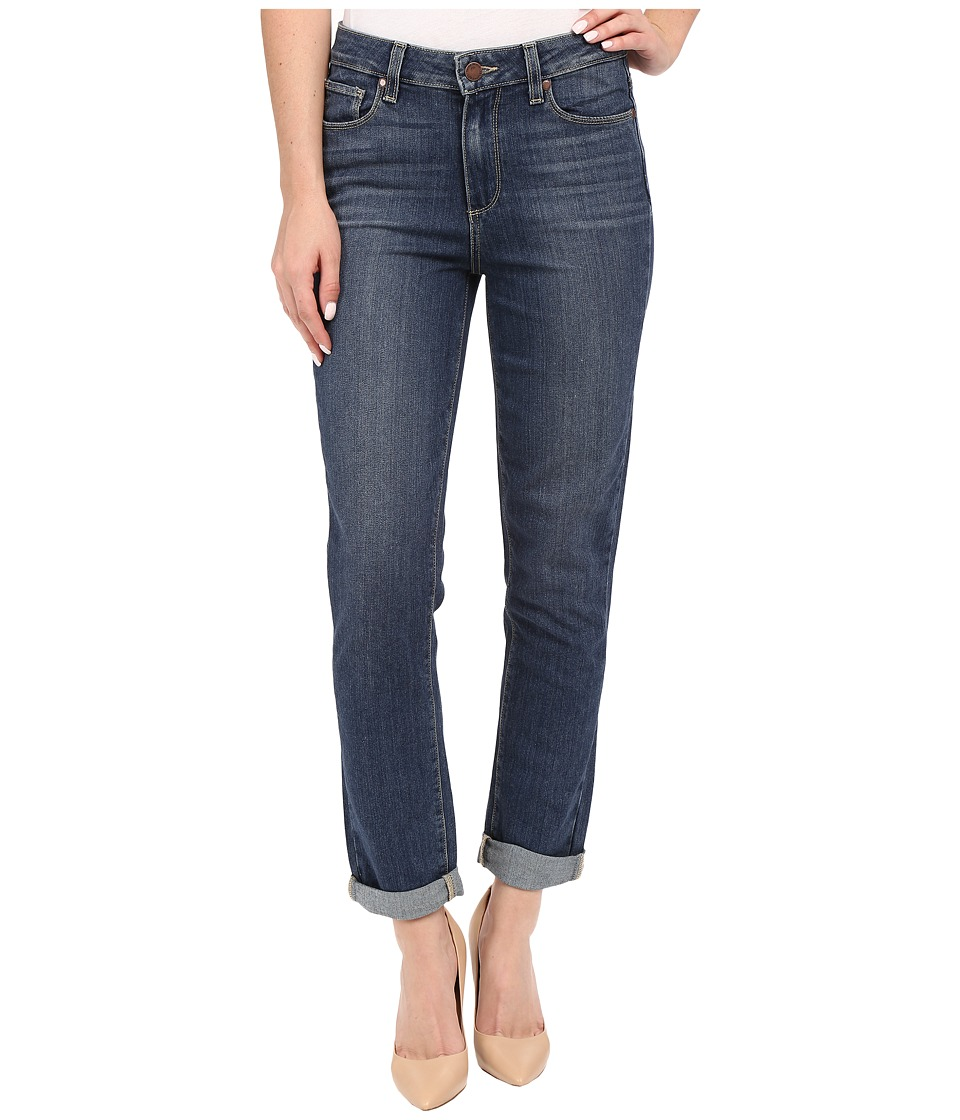 Paige - Hoxton Crop Roll Up in Janson (Janson) Women's Jeans