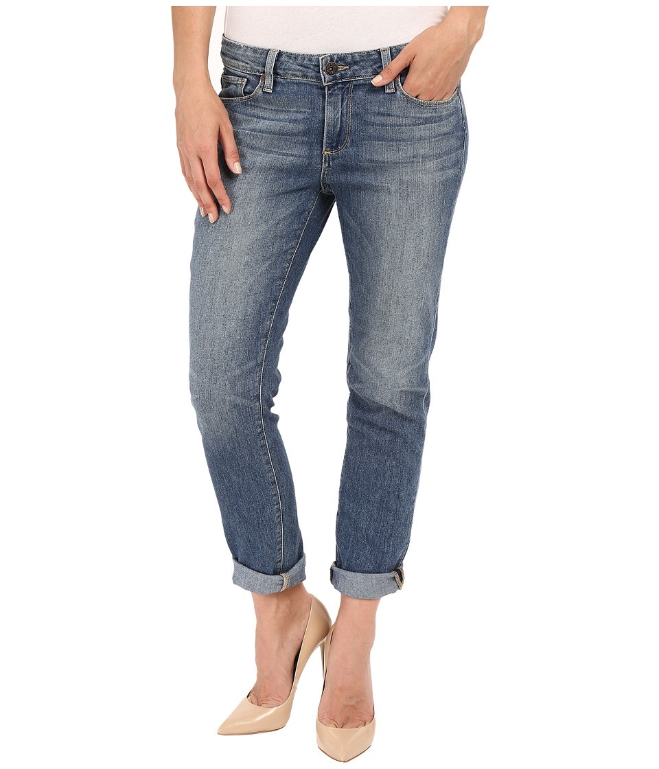 Paige - Jimmy Jimmy Crop in Clara (Clara) Women's Jeans