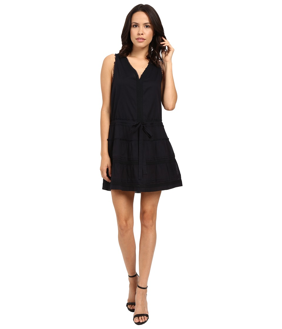 Paige - July Dress (Black) Women's Dress