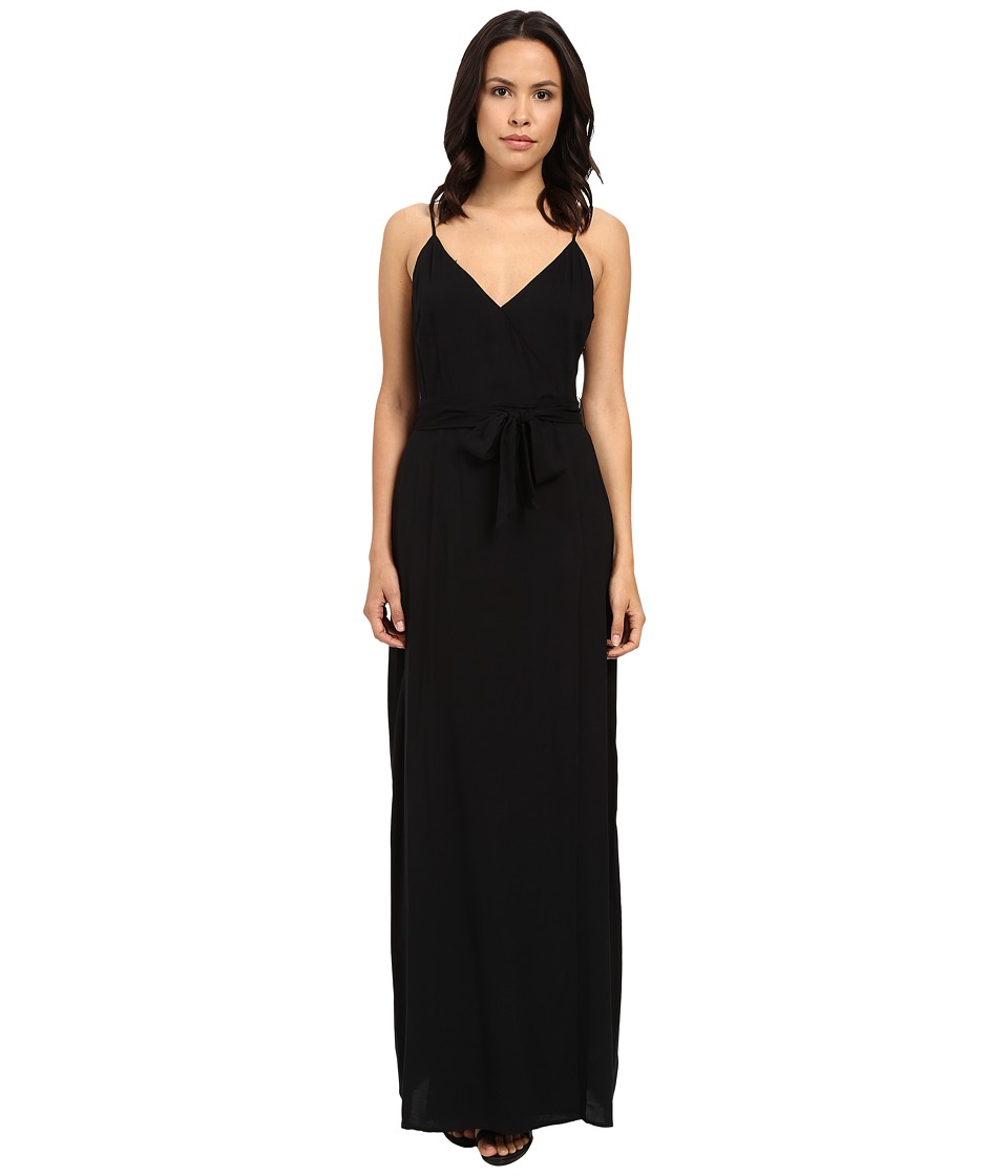 Paige - Regina Maxi Dress (Black) Women's Dress