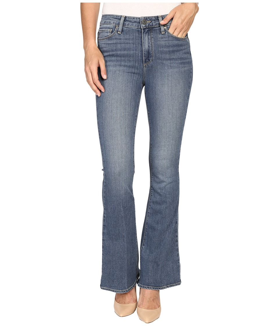 Paige Petite High Rise Bell Canyon in Ellington (Ellington) Women's Jeans