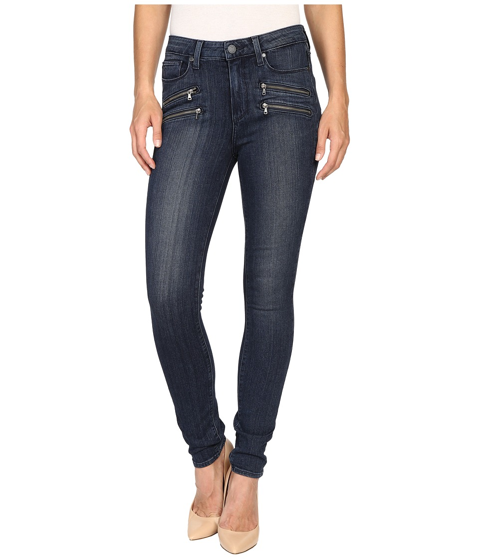 Paige - High Rise Edgemont in Shelby No Whiskers (Shelby No Whiskers) Women's Jeans