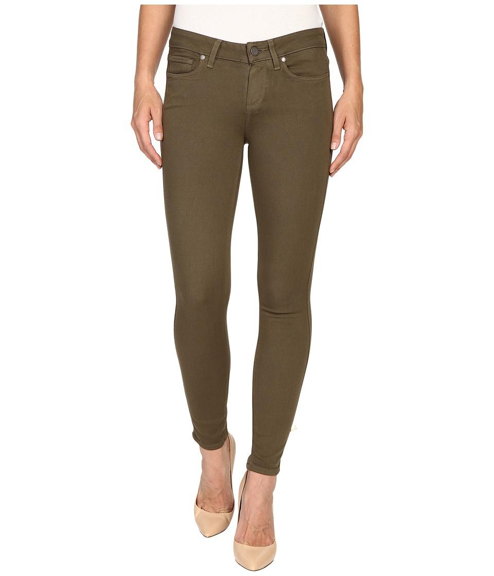 Paige - Verdugo Ankle in Desert Olive (Desert Olive) Women's Jeans