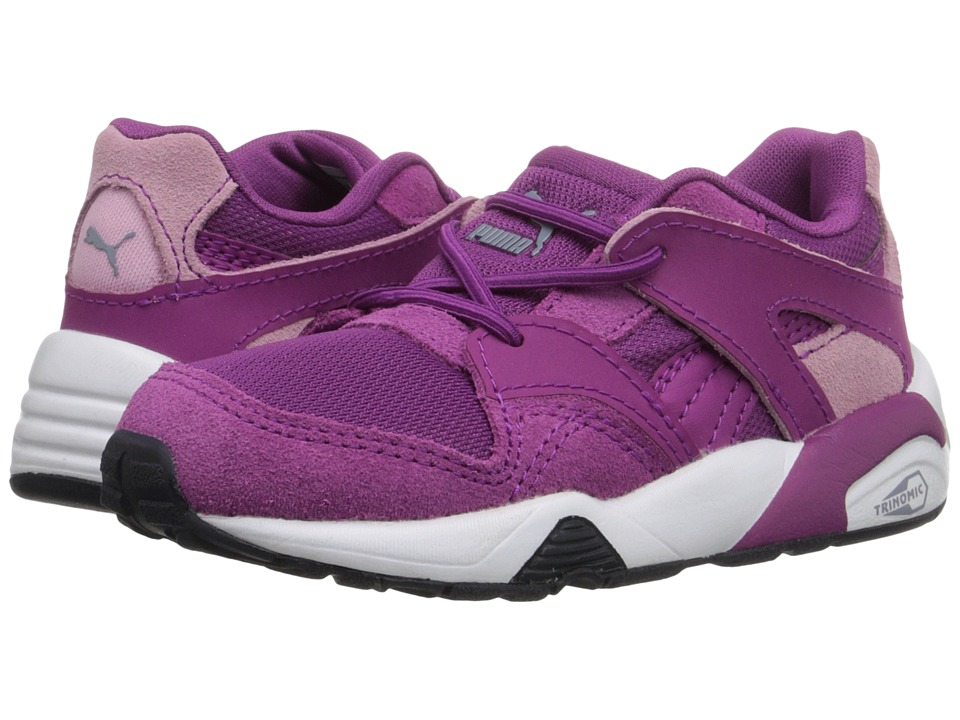Puma Kids Blaze Inf (Toddler) (Hollyhock/Pastel Lavender) Girls Shoes