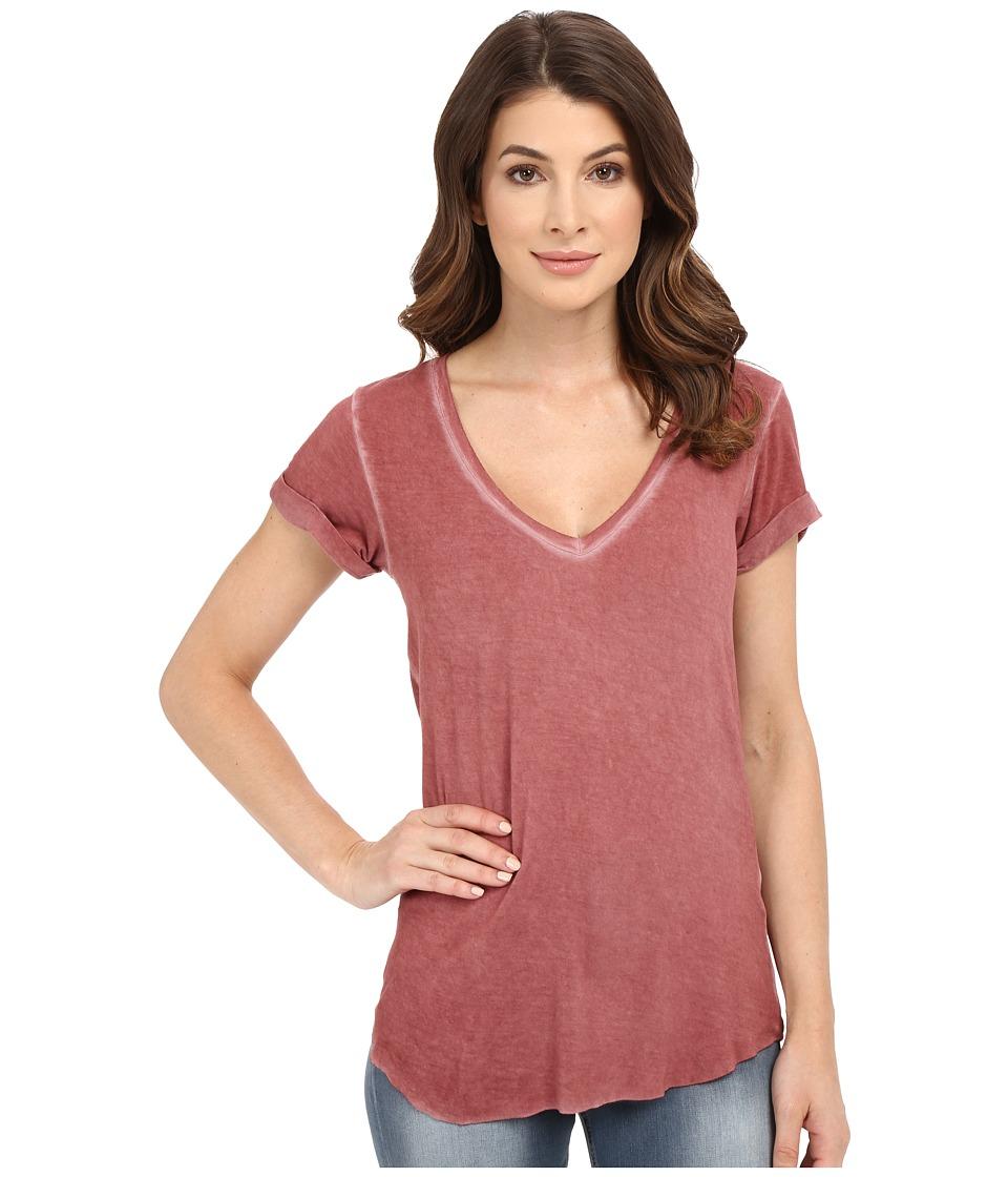 Paige - Charlie Tee (Vintage Dusty Cedar) Women's T Shirt