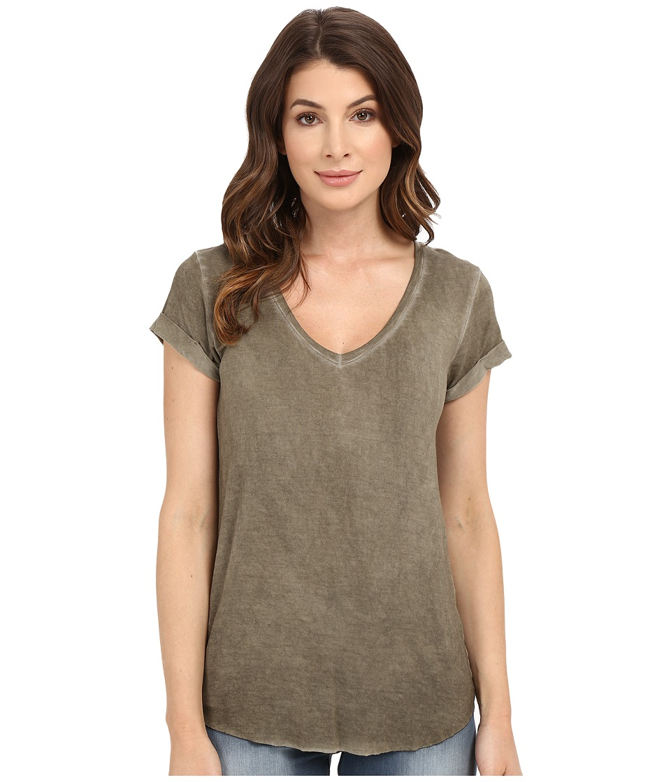 Paige - Charlie Tee (Vintage Desert Olive) Women's T Shirt
