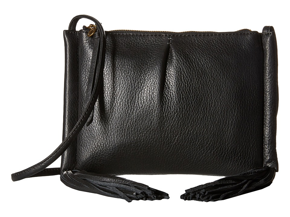 Hobo - Bay (Black) Cross Body Handbags
