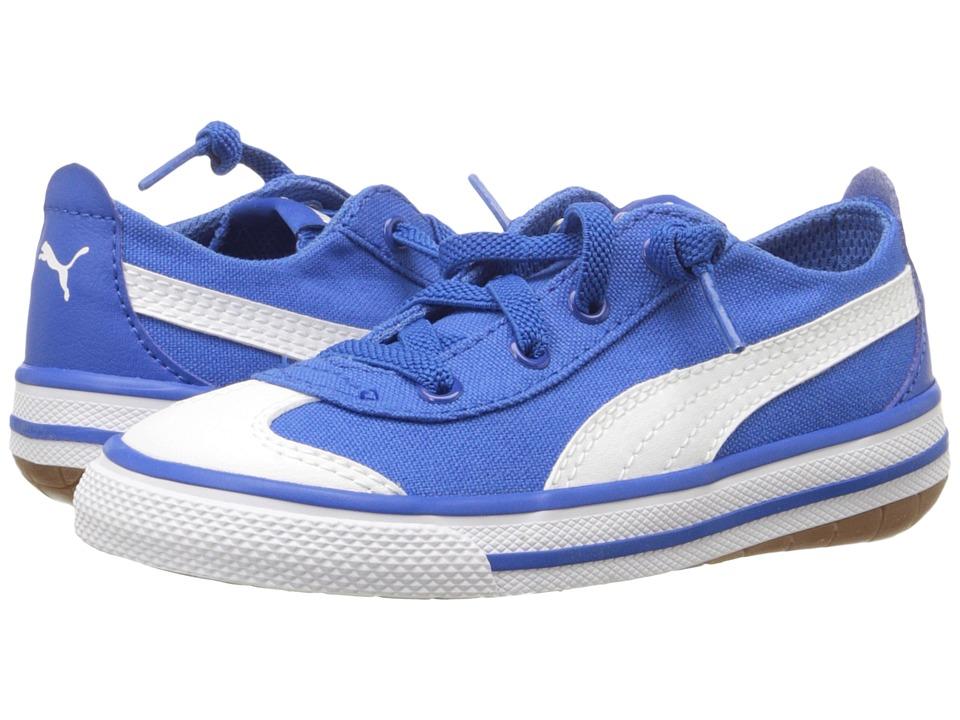Puma Kids 917 FUN AC Inf (Toddler) (Puma Royal/Puma White) Boys Shoes