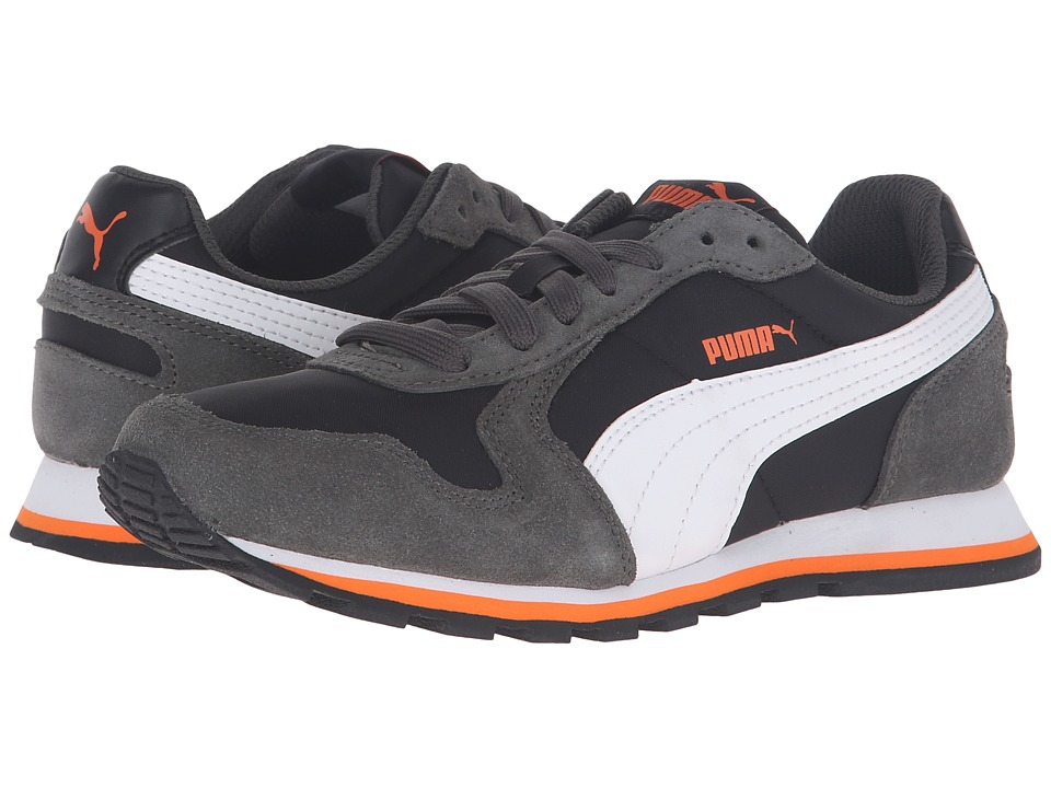 Puma Kids - ST Runner NL Jr (Big Kid) (Puma Black/Puma White) Boys Shoes
