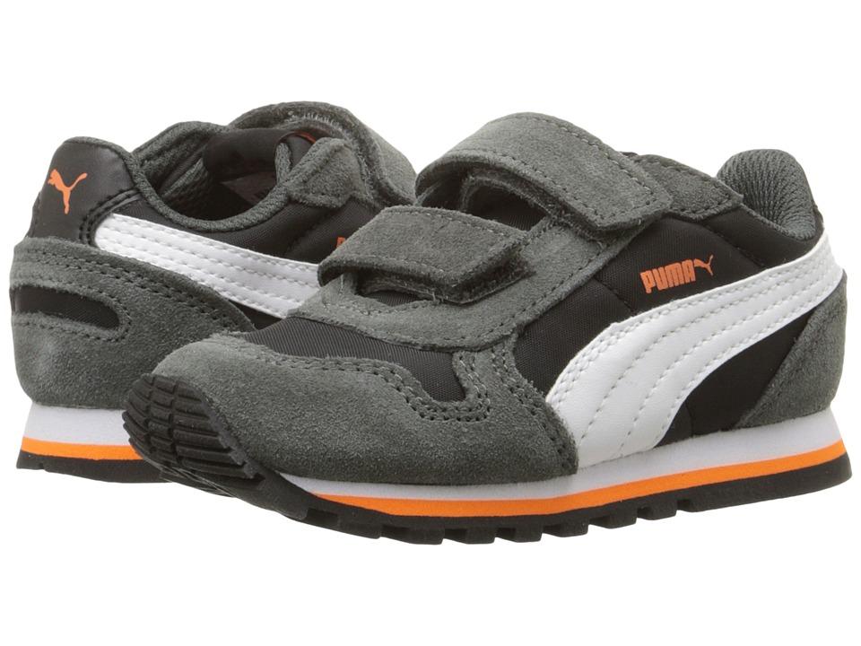 Puma Kids ST Runner NL V Inf (Toddler) (Puma Black/Puma White) Boys Shoes