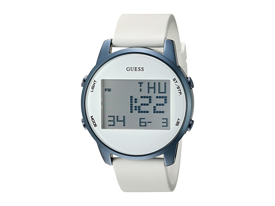 GUESS - U0815L3 (Sky Blue) Watches