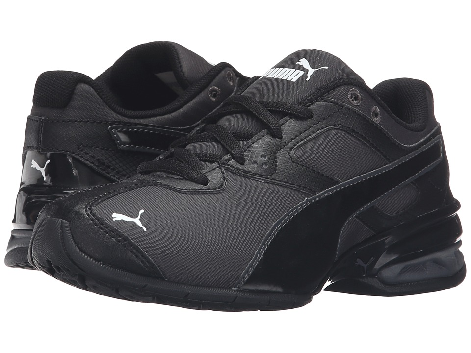 Puma Kids - Tazon 6 Ripstop PS (Little Kid/Big Kid) (Asphalt/Puma Black) Boys Shoes