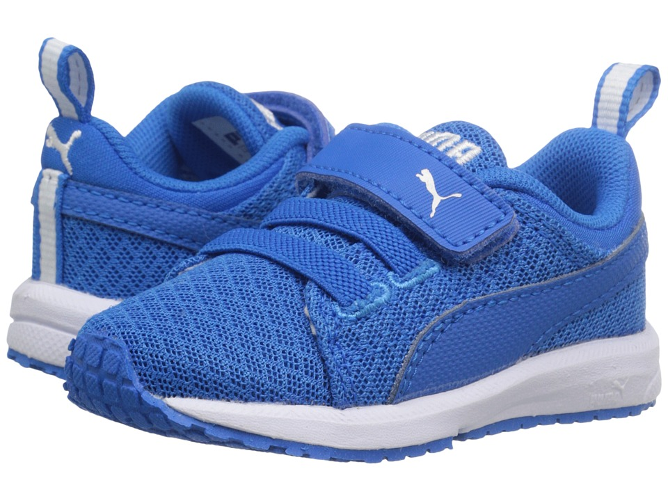 Puma Kids - Carson Mesh V Inf (Toddler) (Electric Blue Lemonade/Electric Blue Lemonade) Boys Shoes