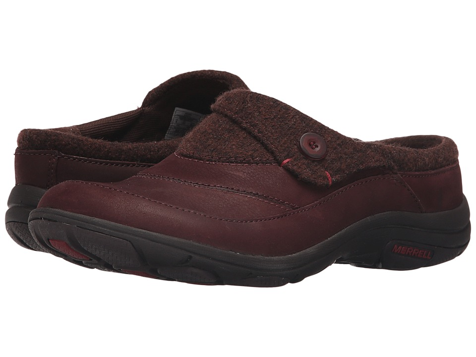 Merrell - Dassie Fold Slide (Andorra) Women's Slip on Shoes