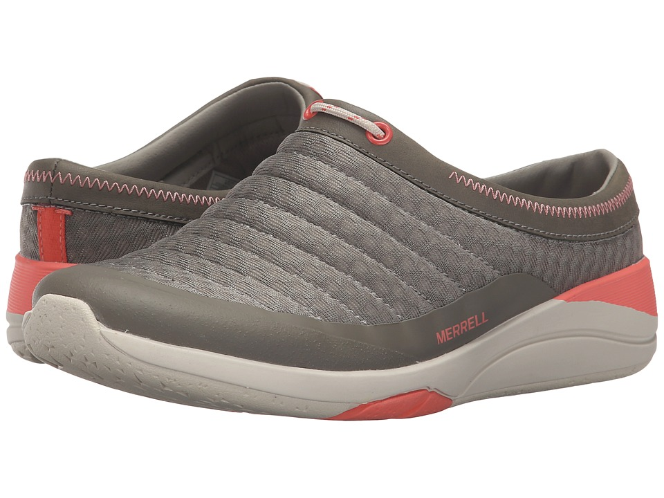 Merrell - Applaud Breeze (Aluminum) Women's Slip on Shoes