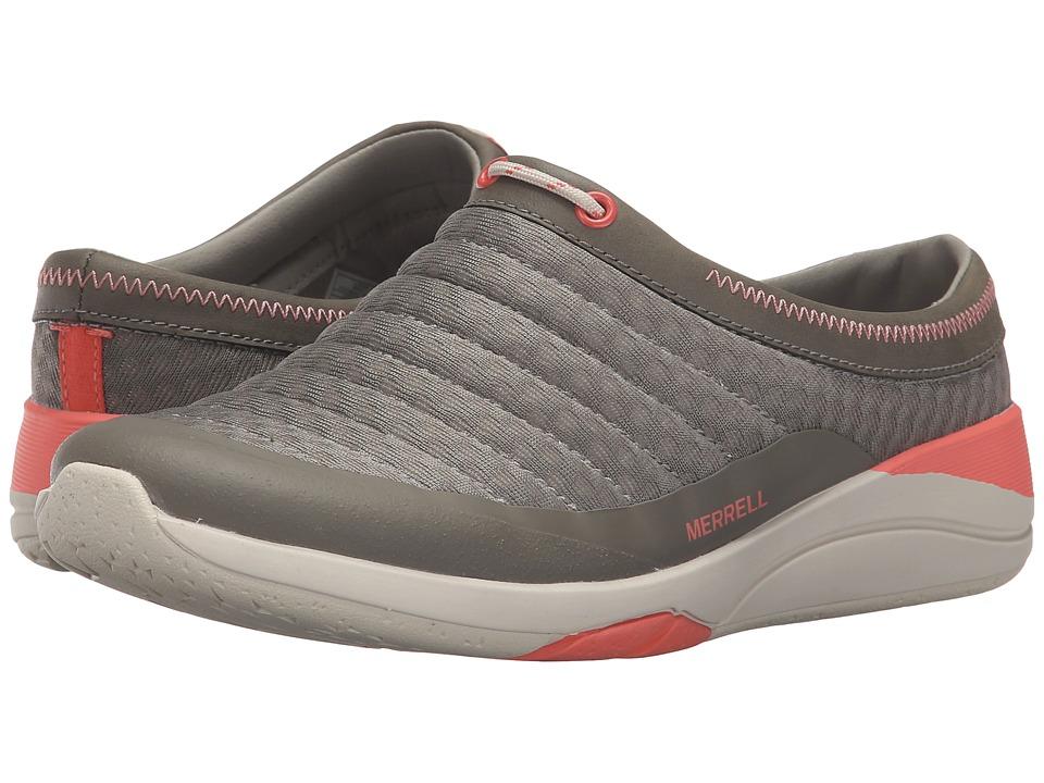 Merrell - Applaud Breeze (Aluminum) Women's Slip on Shoes