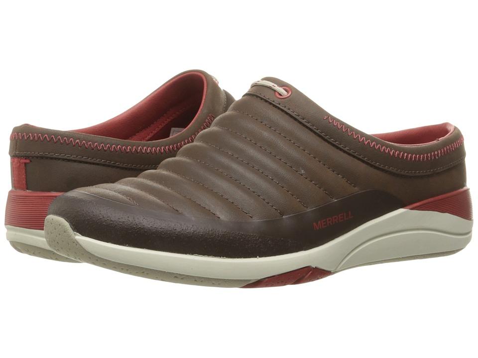 Merrell - Applaud Slide (Bracken) Women's Slip on Shoes