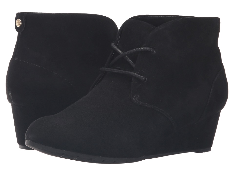 Clarks - Vendra Peak (Black Suede) Women's Shoes