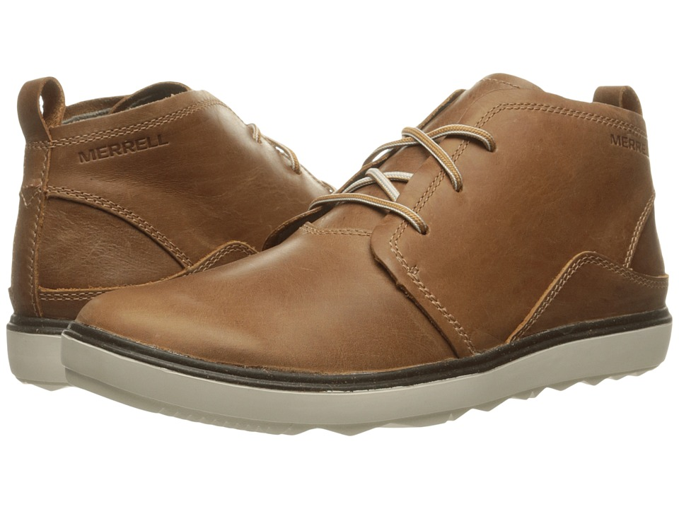 Merrell - Around Town Chukka (Brown Sugar) Women's Boots