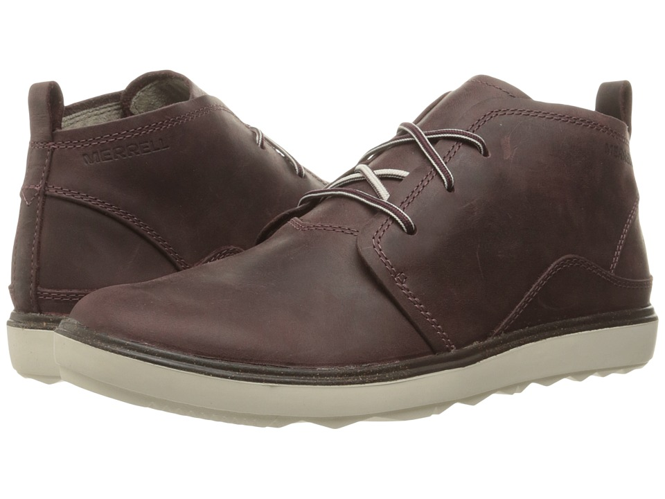 Merrell - Around Town Chukka (Huckleberry) Women's Boots