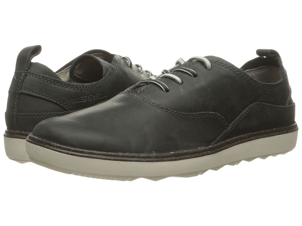 Merrell - Around Town Lace (Granite) Women's Lace up casual Shoes