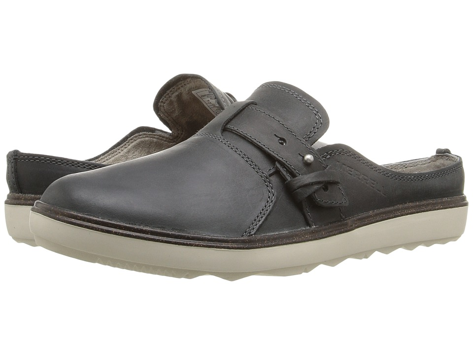 Merrell - Around Town Slip-On (Granite) Women's Slip on Shoes