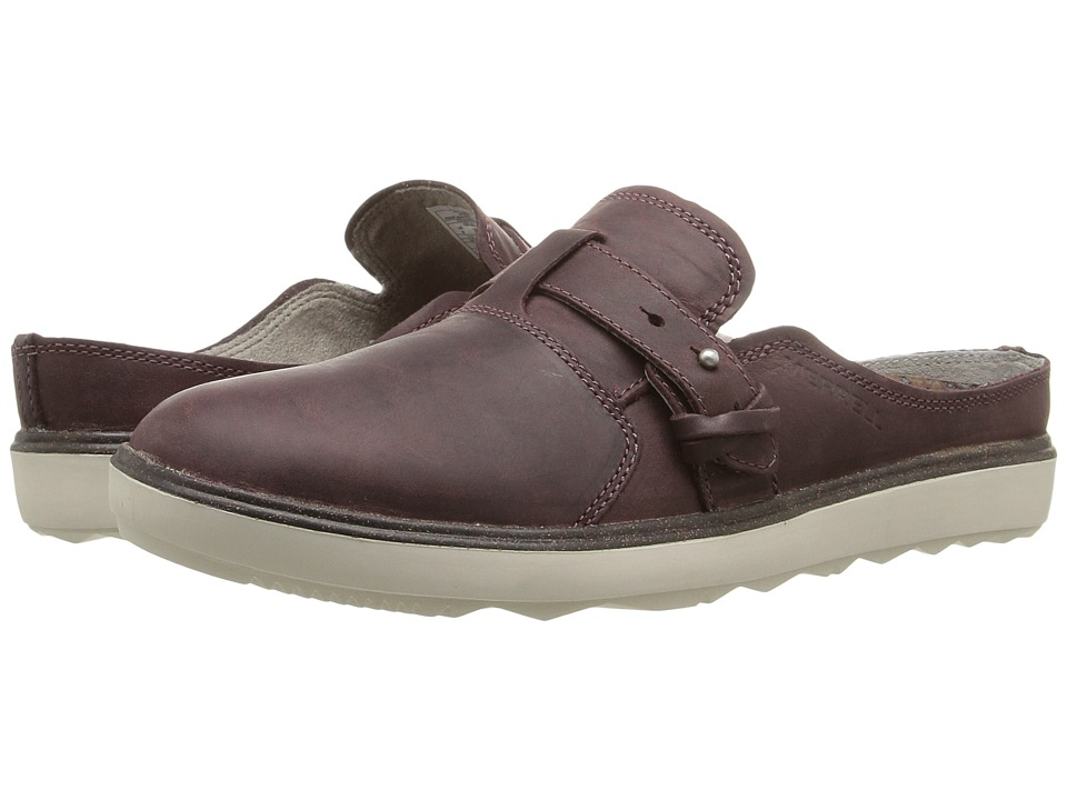 Merrell - Around Town Slip-On (Huckleberry) Women's Slip on Shoes