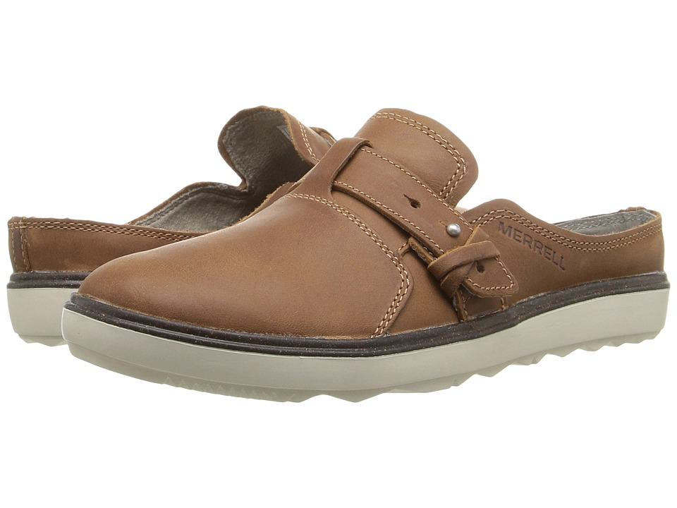 Merrell - Around Town Slip-On (Brown Sugar) Women's Slip on Shoes