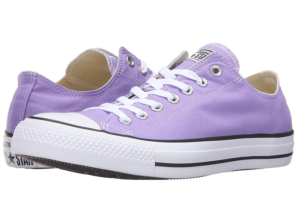 Converse Chuck Taylor All Star Seasonal OX (Frozen Lilac) Athletic Shoes