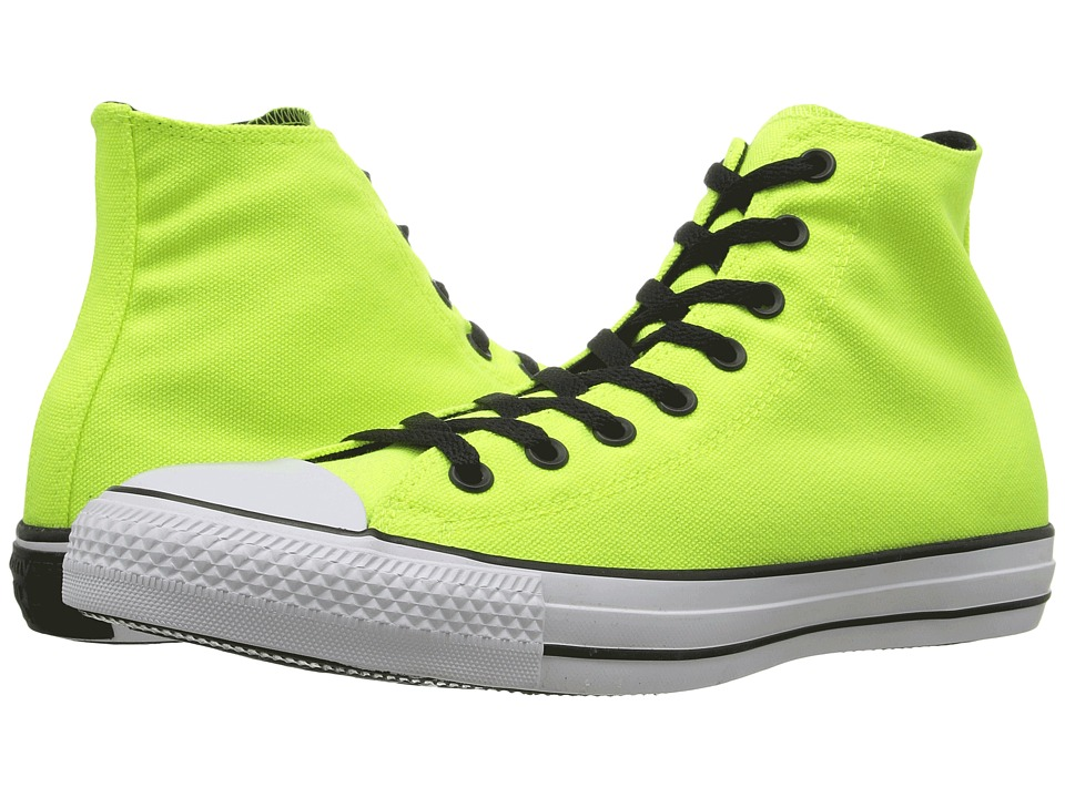 Converse - Chuck Taylor All Star Variable Box Woven Hi (Volt/White/Black) Lace up casual Shoes