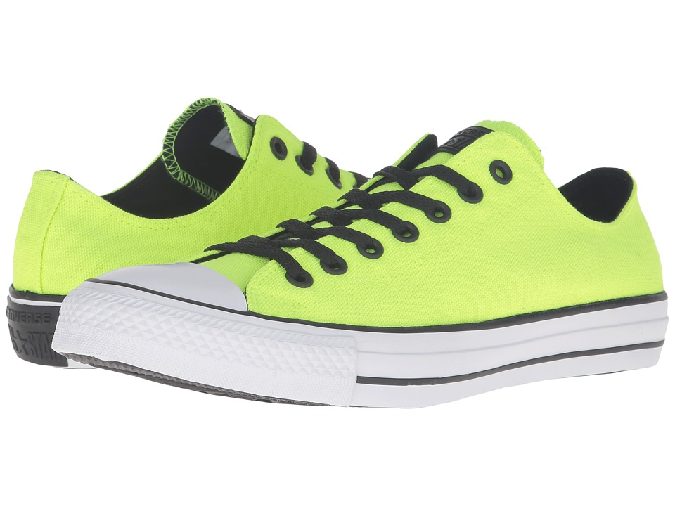 Converse - Chuck Taylor All Star Variable Box Woven Ox (Volt/White/Black) Lace up casual Shoes