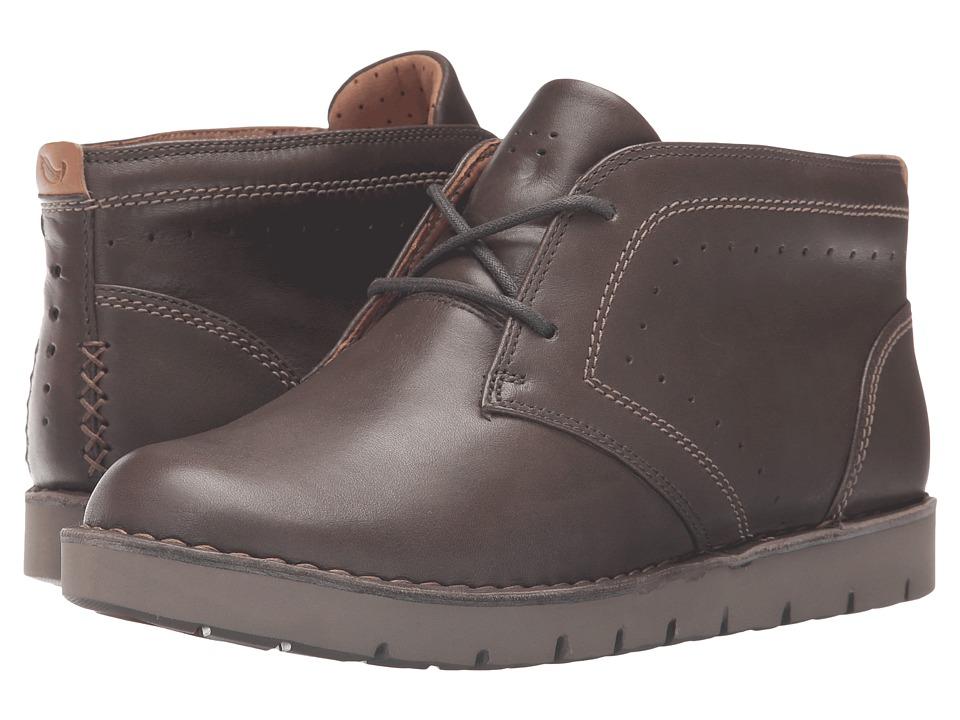 Clarks - Un Astin (Khaki Leather) Women's Shoes