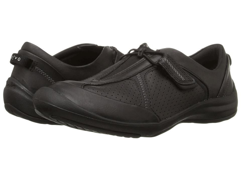 Clarks Asney Slip-On (Black Leather) Women